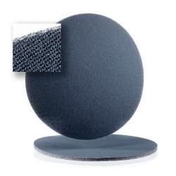Schleifscheiben klett 80mm Schaumkaschiert ungelocht - K600