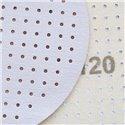 Fächerschleifscheiben 180x22,23 mm gerade Form 80 m/s - K80