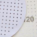 Fiber-Schleifscheiben 115x22 mm krezgeschlitzt Keramikkorn - K60