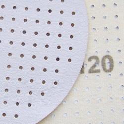 Fiber-Schleifscheiben 115x22 mm krezgeschlitzt Zirkonkorund - K36