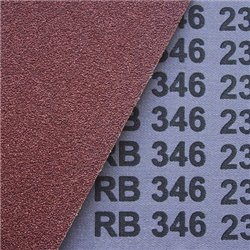 Schleifbänder Breitbänder 1600x2620 mm Korund - K400