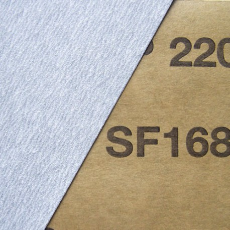 Schleifscheiben Selbstklebend 110mm B-Papier ungelocht - K240