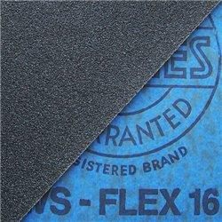Schleifstreifen B-Papier wasserfest 115x140 mm - K1200