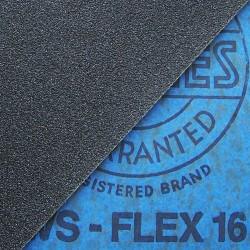 Schleifstreifen B-Papier wasserfest 115x140 mm - K2500