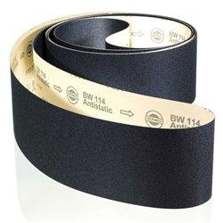 Schleifscheiben 150x7 mm mit 8 Einschnitten und Mittelloch Korund - K120