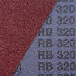 Schleifbänder 30x530 mm X-Gewebe Korund - K80
