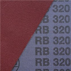 Schleifbänder 120x450 mm X-Gewebe Korund - K100