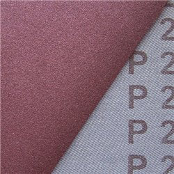 Lamellenschleifstifte 50x20 mm mit Schaft, D 6 mm - K40