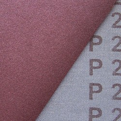 Lamellenschleifstifte 50x20 mm mit Schaft, D 6 mm - K80