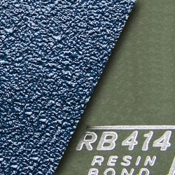 Fiber-Schleifscheiben 115x22 mm krezgeschlitzt Zirkon - K60
