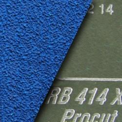 Fiber-Schleifscheiben 115x22 mm krezgeschlitzt Zirkonkorund - K40