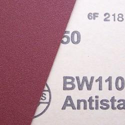 Schleifbänder Breitbänder 1120x2000 mm Korund - K150