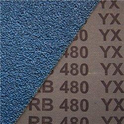 Fächerschleifscheiben 180x22,23 mm angewinkelte Form 80 m/s - K80