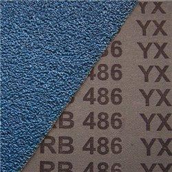 Fächerschleifscheiben 125x22,23 mm angewinkelte Form 80 m/s - K60