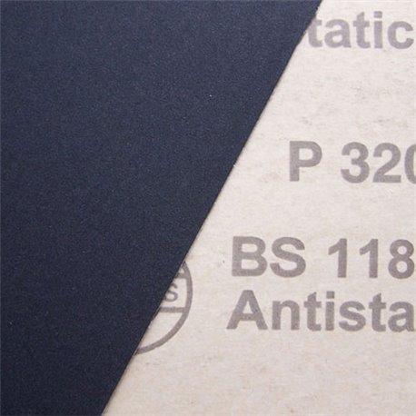 Schleifscheiben Selbstklebend 120mm Papier ungelocht - K60