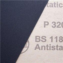 Schleifscheiben Selbstklebend 120mm Papier ungelocht - K40